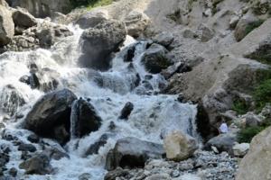 Зарождение водопада