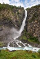 Бесстрашный водопад