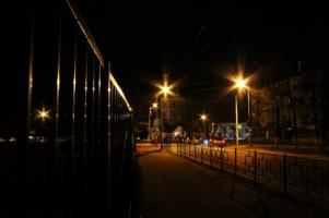 Свет в ночи