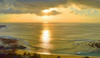 Рассвет над Nusa Dua