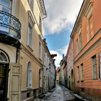 Тишина старого города