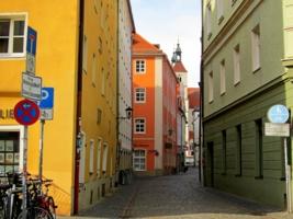 На улочках Германии