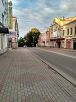 На улице Рославля