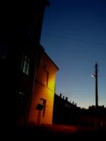 Ночь... Улица... Фонарь...