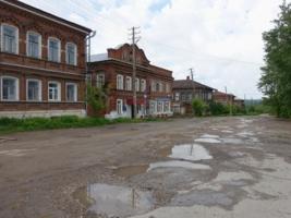 Старинный купеческий город