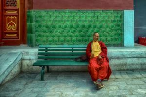 Веселый монах