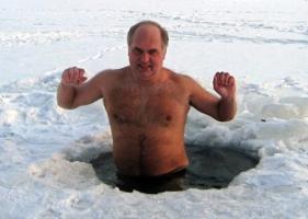 Тёплый, что бы не замёрзнуть