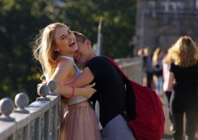 Счастье на мосту