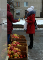 Яблочные ряды