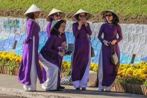 Дамы Азии