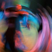 Танец цвета