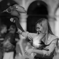 любофь и голуби