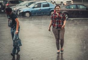 У каждого свой дождь...