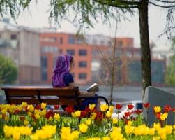 весной