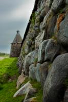 Камни крепостной стены