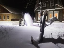 Снегоуборочная феерия