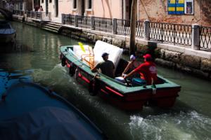 Венецианский извоз