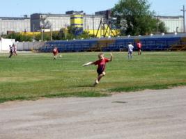 Будущие футболисты