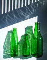 Зелень бутылочная