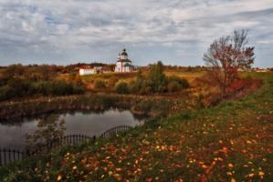 Осень на краски щедра