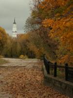 Октябрь в Могилёве