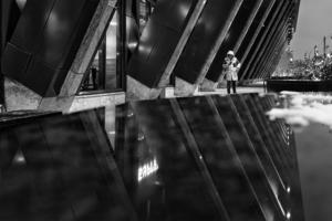 В городских лабиринтах