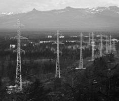 Электрификация Колымы