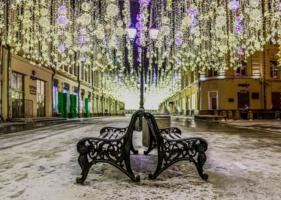 Улица Никольская