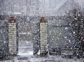 Добро пожаловать, первый снежок!