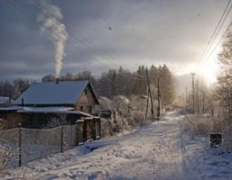 Короткий зимний денёк