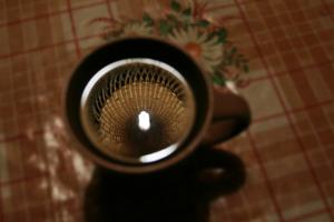Чайный свет