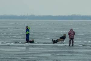 Весенняя рыбалка удалась