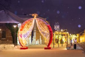 Тула - Новогодняя столица