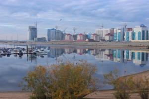 Якутск и красавица река Лена
