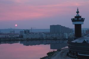 Вечерний Якутск