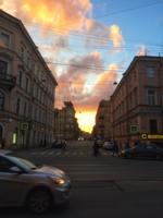 Питерская прогулка