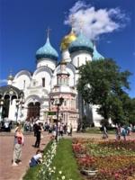 Сергиев Посад-святое место