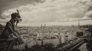 увидеть Париж и окаменеть