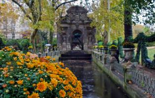 Люксембургский сад постарел