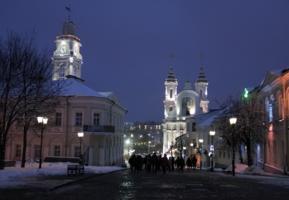 Прогулки по Витебску