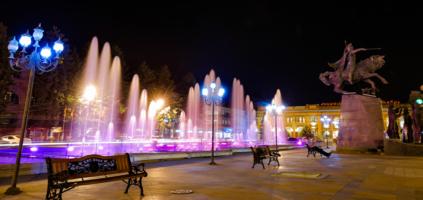 Центральная Площадь Гюмри