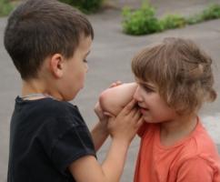 Любимый брат всегда пожалеет