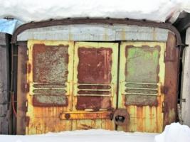 История одного вагончика