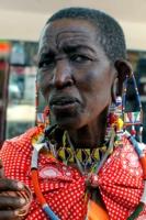 Эталон масайской красоты