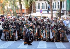Шествие мавров