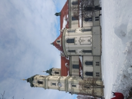 Храм в Австрии.