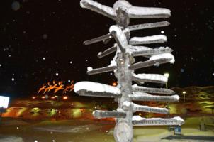 Куда же лучше пойти с полярного круга?