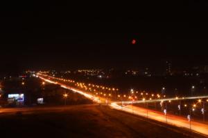 Ночной перекресток