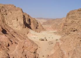 Жилище бедуина