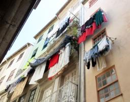 Улицы старого Порту